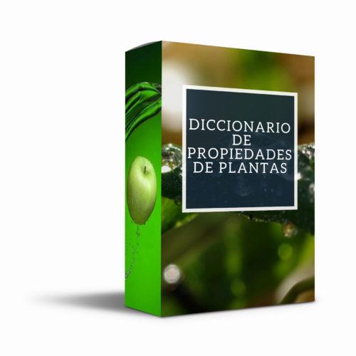 Diccionario de propiedades de las plantas