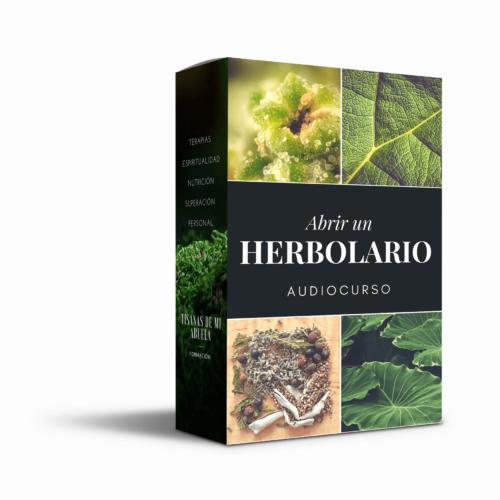 """Audiocurso """"Abrir un herbolario"""""""