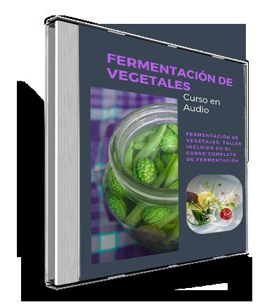 """Audiocurso: """"Fermentaciones vegetales"""""""